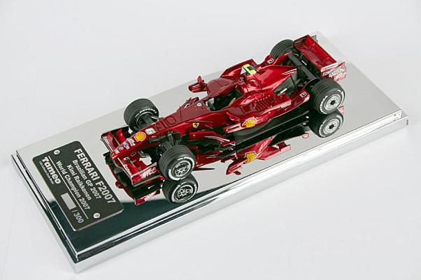TB011 Ferrari F2007 Tameo Built Model
