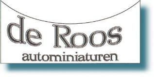 Click to enter the wonderful world of De Roos Autominiaturen